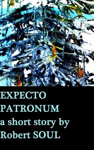 Expecto Patronum cover