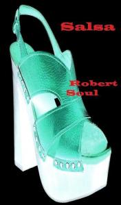 Salsa shoe